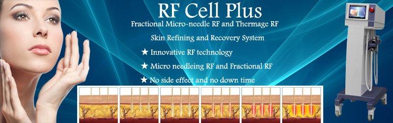 micro needle RF fractional treatment