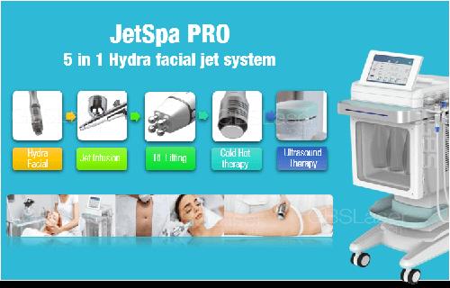 Hydrafacial JetSpa Peel machine