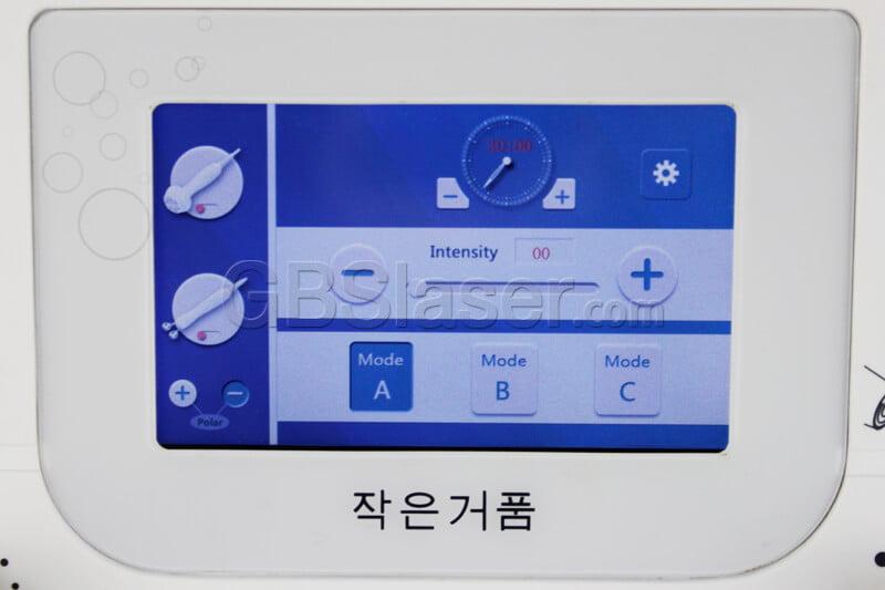 water microdermabrasion facial machine