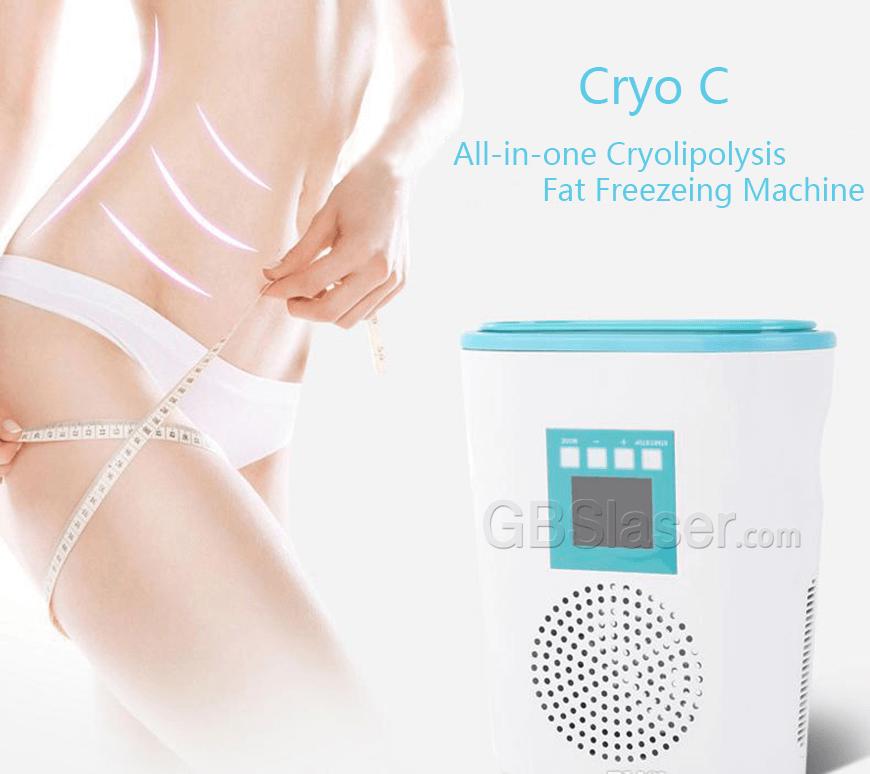 Cryo C machine for home use