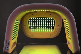 Yellow light of quantum light LED PDT machine